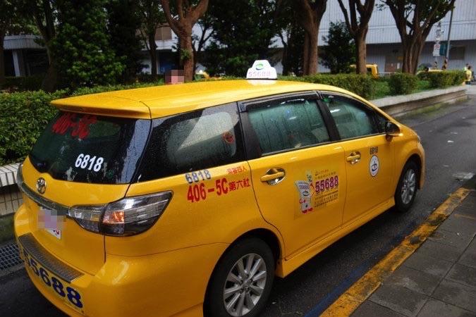 台湾タクシーの乗り方を解説
