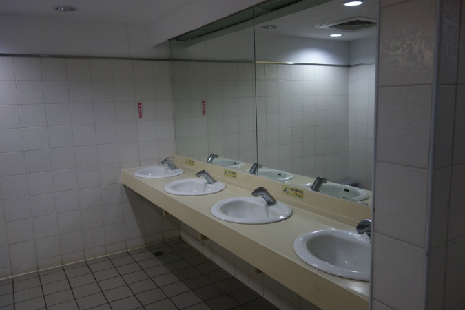 台湾 トイレ事情
