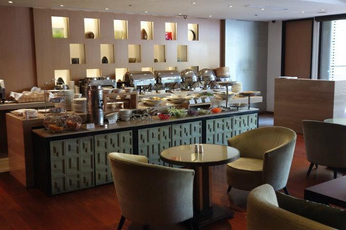 台北城市商旅 朝食 レビュー