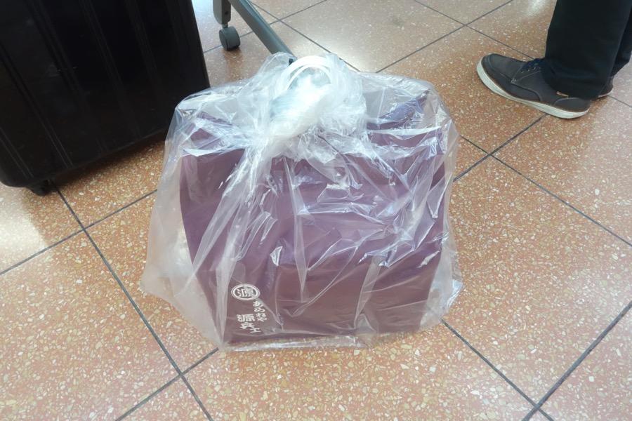 ANA Baggage Drop4
