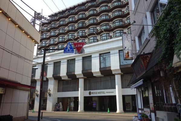 Yokohama tyuukagai roozuhoteru1