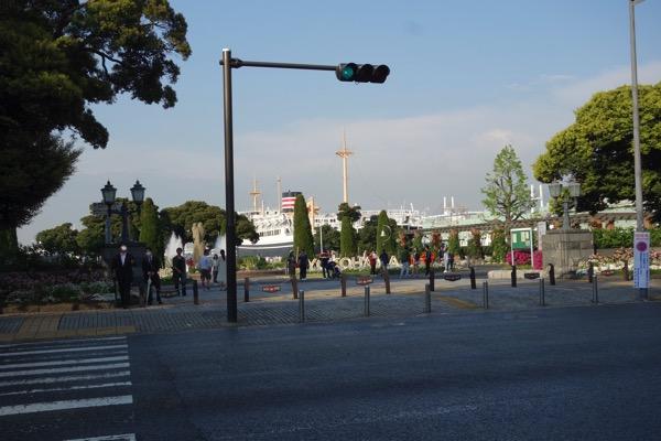 Yokohama yamasitakouen akusesu10