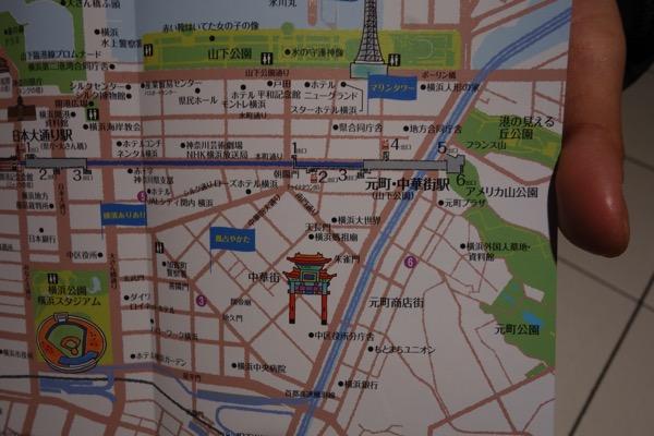 Yokohama yamasitakouen akusesu6