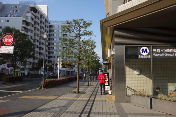 Yokohama yamasitakouen akusesu9