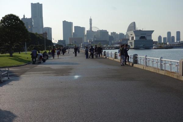 Yokohama yamasitakouen1