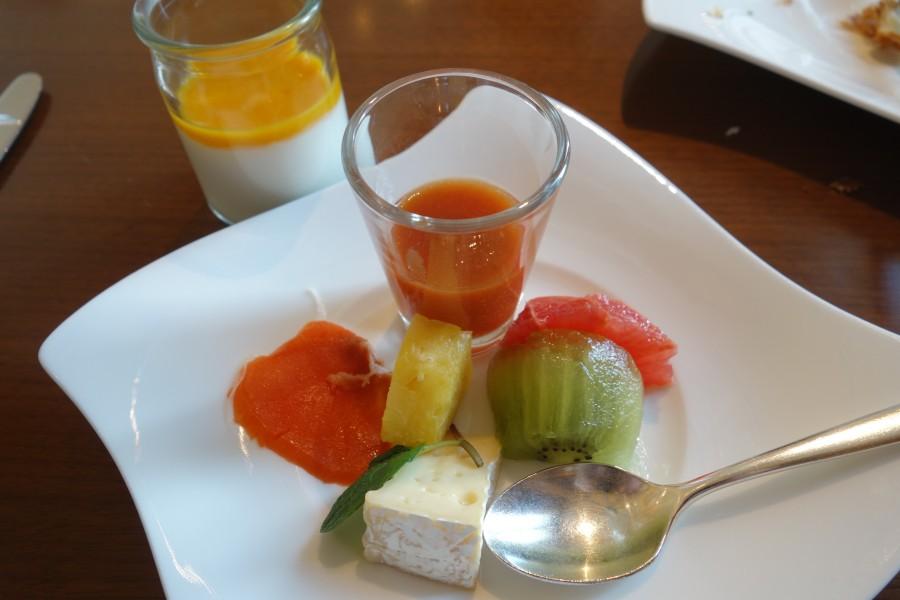 セントレジス大阪の朝食19