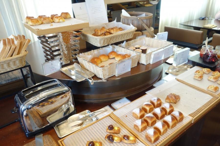 セントレジス大阪の朝食11