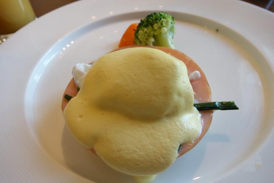 セントレジス大阪の朝食3