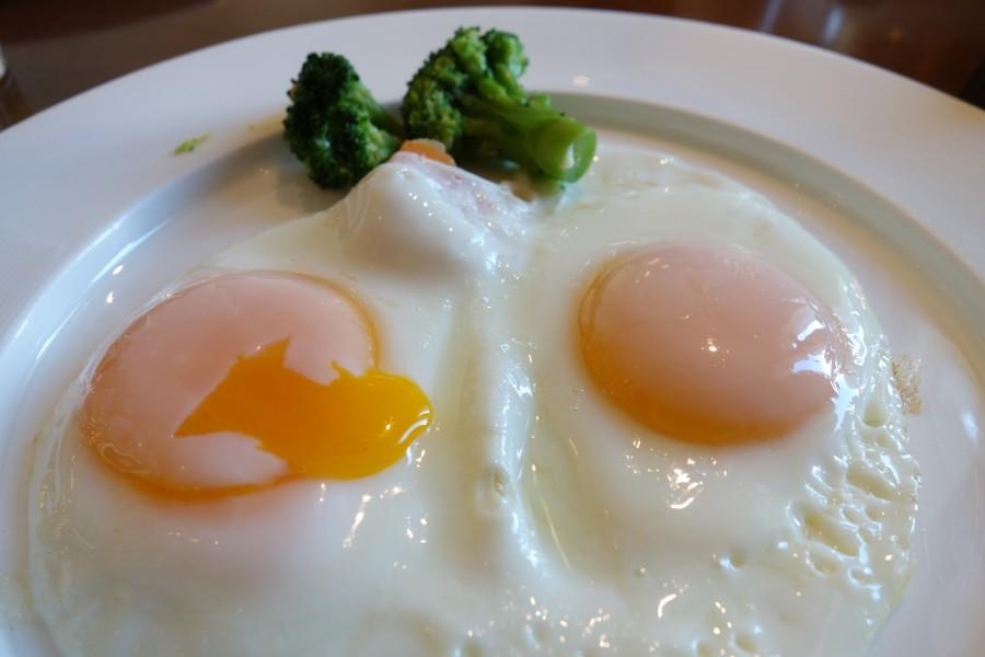 セントレジス大阪の朝食5