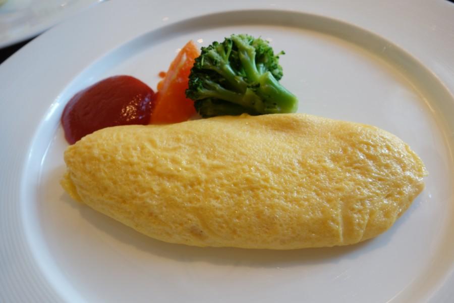 セントレジス大阪の朝食4