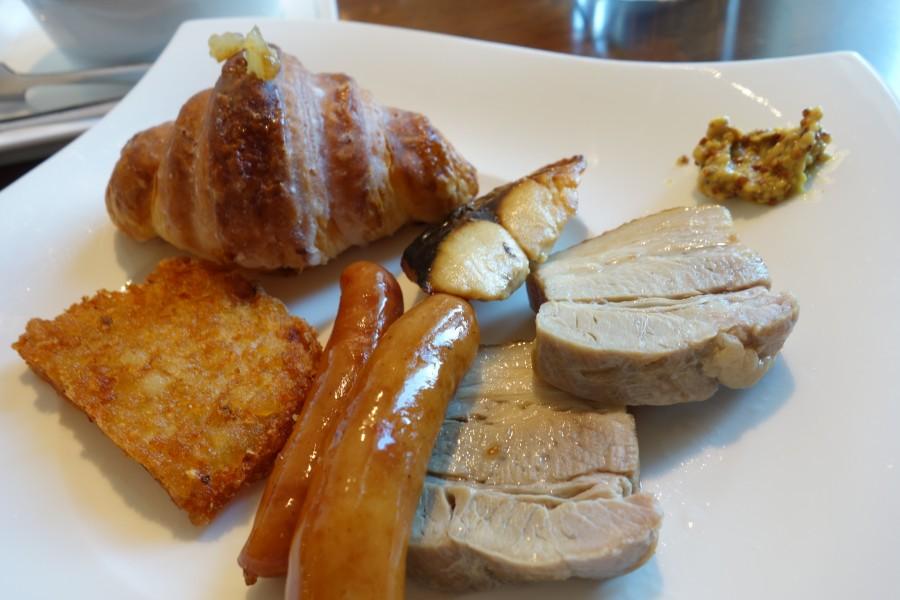 セントレジス大阪の朝食17
