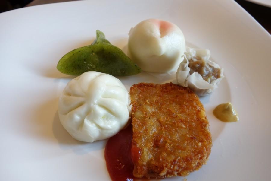 セントレジス大阪の朝食18