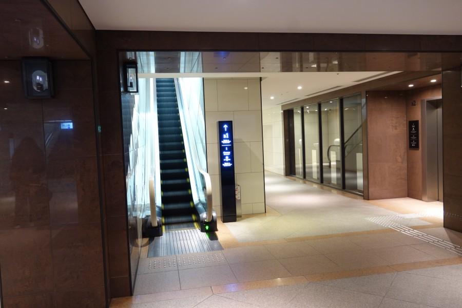 セントレジス大阪、アクセス3