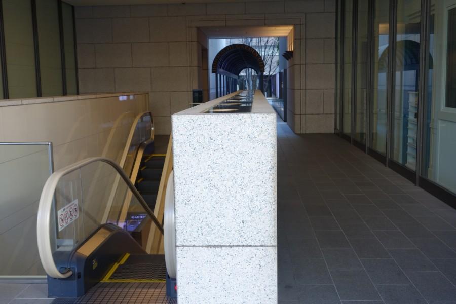 セントレジス大阪、アクセス4