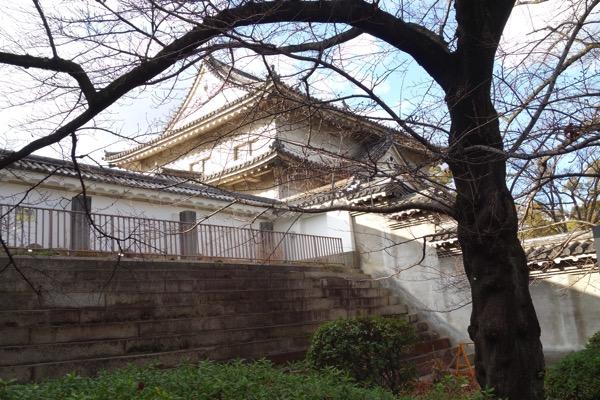 大阪城の門4