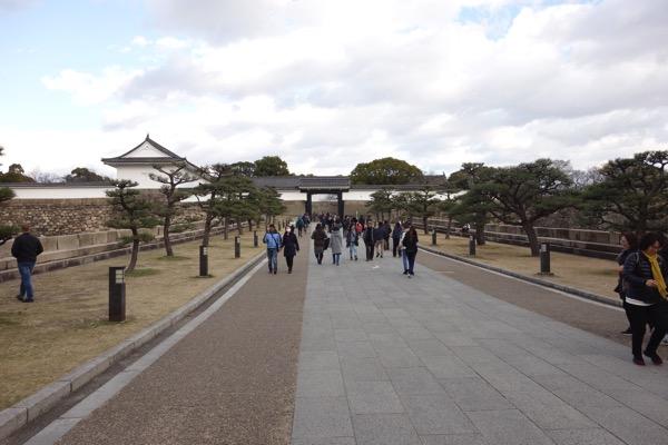 大阪城の門9