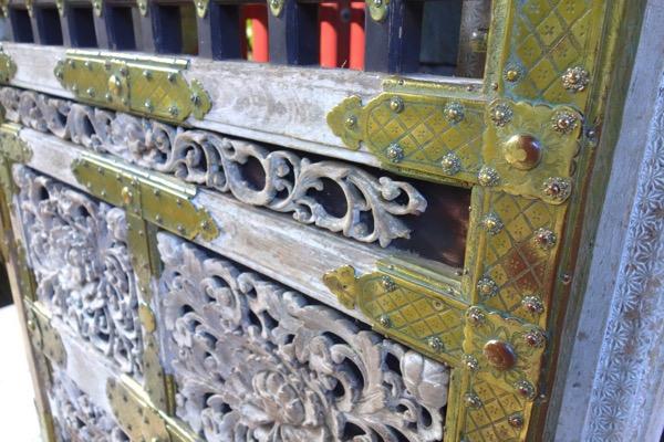 日光東照宮の「家康のお墓」2