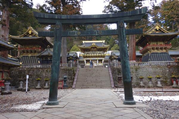 日光東照宮の「江戸城と家康の墓を結んだパワースポット」