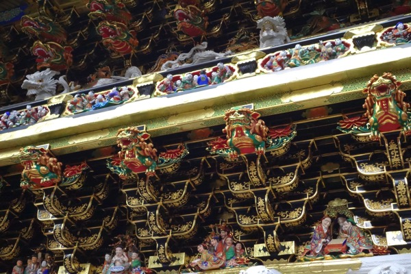 日光東照宮の「陽明門」2