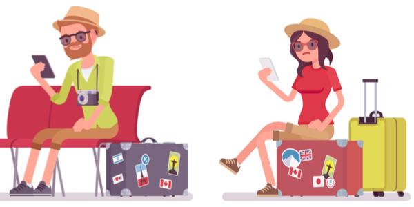 40歳を超えているなら旅ブログで稼ごう!【月5万円なら狙える】