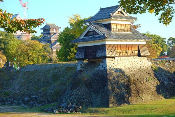 熊本城戌亥櫓