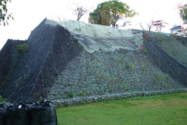 熊本城 北十八間櫓