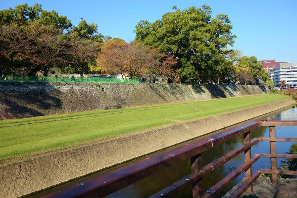 熊本城 長塀