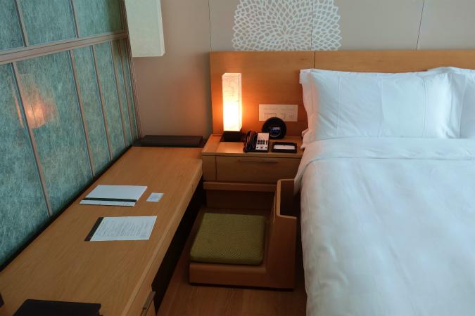 大阪マリオット都ホテル、コンフォートルーム