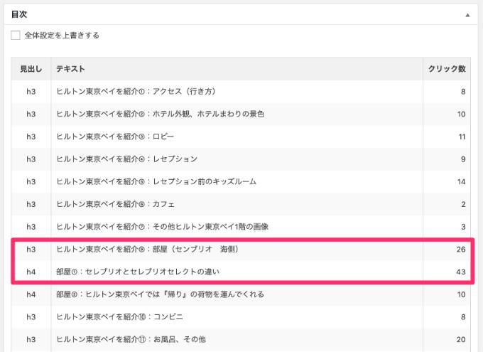 アフィンガー5 SUGOI MOKUJI(すごいもくじ)